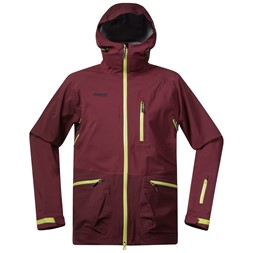 Myrkdalen Insulated Jacket Ruby / Dark Ruby / Spring Leaves