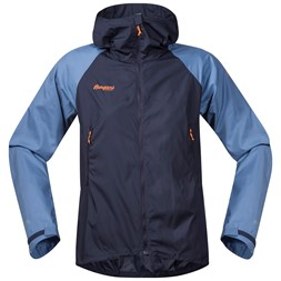 Slingsby Ultra Lady Jacket Night Blue / Dusty Light Blue / Pumpkin