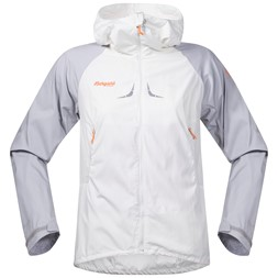 Slingsby Ultra Lady Jacket White / Aluminium / Pumpkin