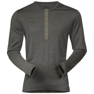 Henley Wool Shirt