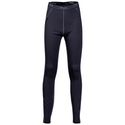 Fjellrapp Youth Tights Dark Navy / Fogblue