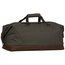 Oslo Weekender Bag Seaweed / Brown