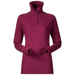 Ulriken Lady Jumper Dusty Cerise Melange