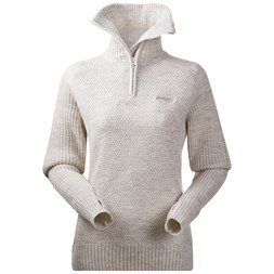 Ulriken Lady Jumper White Melange