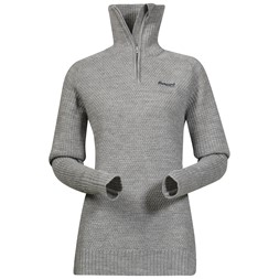 Ulriken Lady Jumper Grey Melange