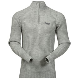 Minde Jumper Grey Melange