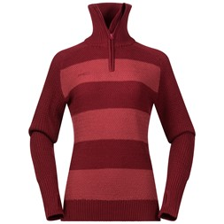 Rundemanen Lady Jumper Bordeaux / Lounge