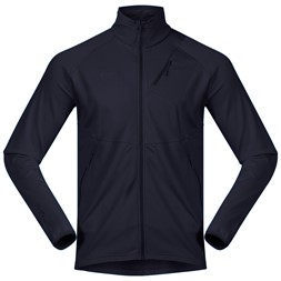 Galdebergtind Jacket Dark Navy / Dark Fogblue