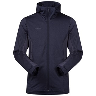 Lom Fleece Jacket with Hood