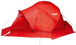 Helium Dome 3-Person Tent Red