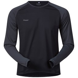 Slingsby Long Sleeve Black / Solid Charcoal