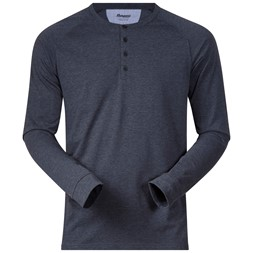 Ryvingen Long Sleeve Graphite Melange