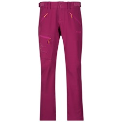 Brekketind Lady Pants Dusty Cerise / Cerise / Pumpkin