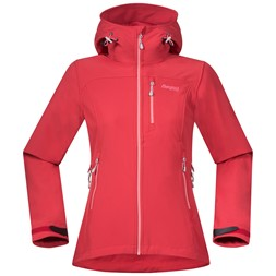 Stegaros Lady Jacket Pale Red / Pale Coral / Aluminium