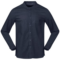 Oslo Denim Shirt Dark Denim