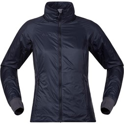 Lom Light Insulated W Jacket Dark Navy / Night Blue
