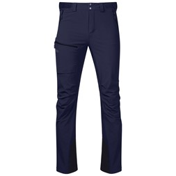 Breheimen Softshell Pants Navy / Dark Navy