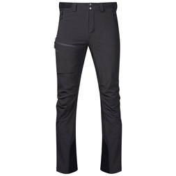 Breheimen Softshell Pants Solid Charcoal / Solid Dark Grey