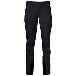 Breheimen Softshell W Pants Black / Solid Charcoal