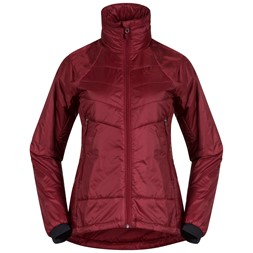 Slingsby Insulated W Jacket Bordeaux