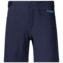 Cecilie Climbing Shorts Navy Melange / Cloud Blue
