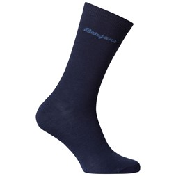 Viul Wool Liner Socks  Navy