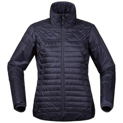 Uranostind Insulated Lady Jacket Night Blue / Dusty Blue