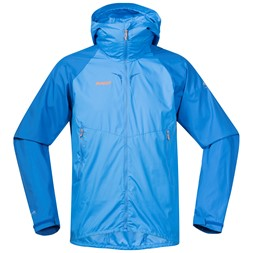 Slingsby Ultra Jacket Light Winter Sky / Athens Blue / Pumpkin