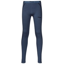 Akeleie Youth Tights Fogblue / Dark Navy