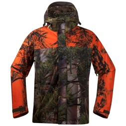 Hogna Jacket Summer Camo / Orange Summer Camo