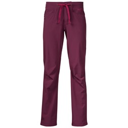 Cecilie Climbing Pants Dark Cherry / Bougainvillea