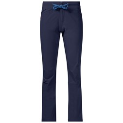 Cecilie Climbing Pants Navy Melange / Cloud Blue