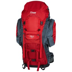 Alpinist 100 L Lady Red / Burgundy / Grey