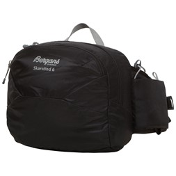Skarstind Hip Pack 6 Black / Grey