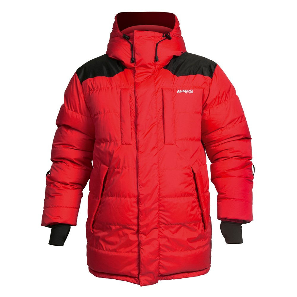 Expedition Down Parka | Bergans