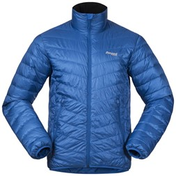 Down Light Jacket Athens Blue / Dark Navy