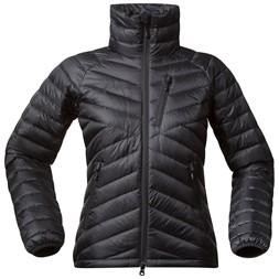 Slingsbytind Down Lady Jacket Black