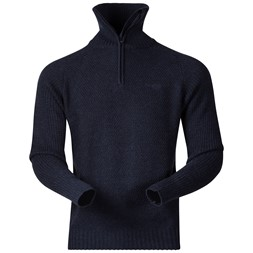 Ulriken Jumper Dark Blue Melange