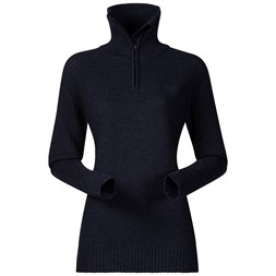 Ulriken Lady Jumper Dark Blue Melange