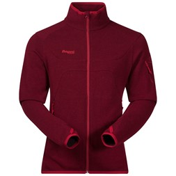 Reinfann Jacket Burgundy / Red