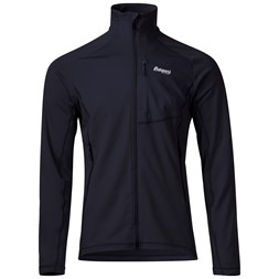 Valldal Fleece Jacket Dark Navy / Aluminium