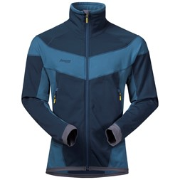 Roni Jacket Dark Steel Blue / Steel Blue