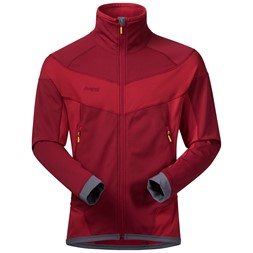 Roni Jacket Burgundy / Red