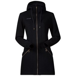 Myrull Lady Coat Black