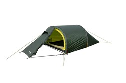 Trollhetta 2-Person Tent Green