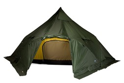 Wiglo 6-10 Person Tent Green