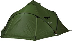 Wiglo LT4 Person Tent Green