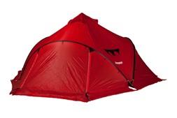 Wiglo LT4 Person Tent Red