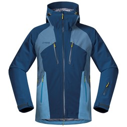 Oppdal Insulated Jacket Dark Steel Blue / Steel Blue / Glacier