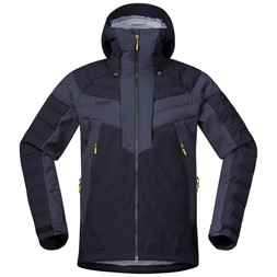Hemsedal Hybrid Jacket Dark Navy / Night Blue